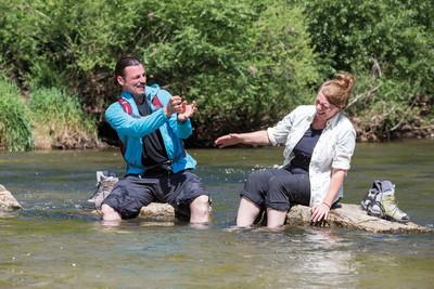 """Die """"DonauWellen"""" locken Wanderer nicht nur in Form von sechs besonders schönen Wegen."""
