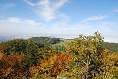 Schwäbische Alb (HW1) im Herbst