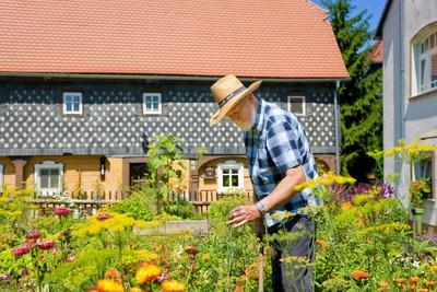 Obercunnersdorf mit seinen mehr als 250 Umgebindehäusern zählt zu den traditionsreichsten und schönsten Orten der Oberlausitz.
