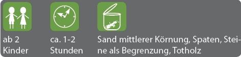 Spiel: Sandarium