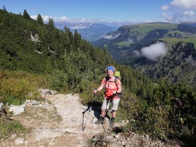 Wanderung mit erlebe-aktiv in Italien