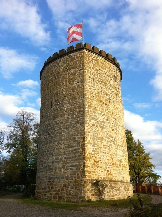 Burg Ravensberg Weg