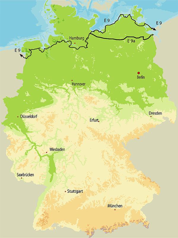 Karte E9