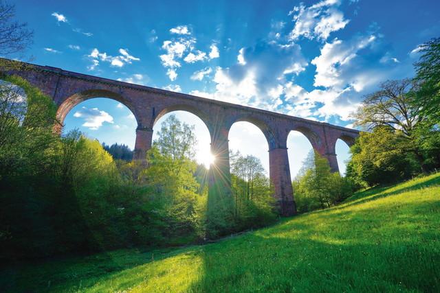 Nibelungensteig_Himbächel-Viadukt