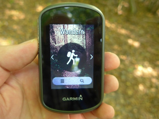 GPS - Wandern