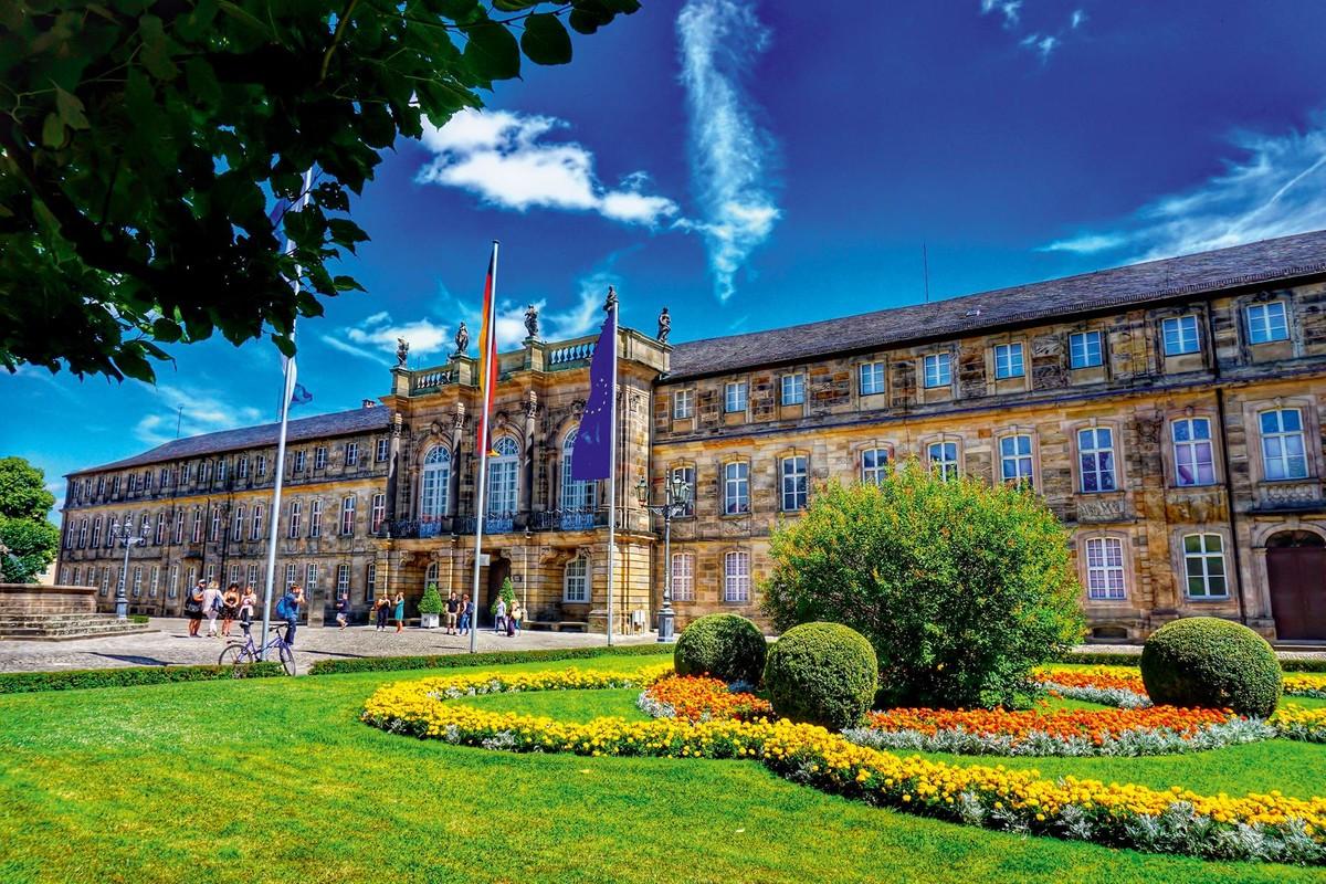 Kulturelles Highlight: Neues Schloss in Bayreuth