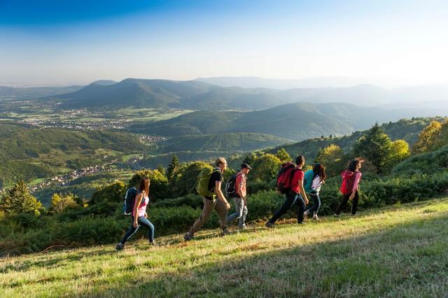 """""""Traversée du Massif des Vosges"""", Breitenbach"""