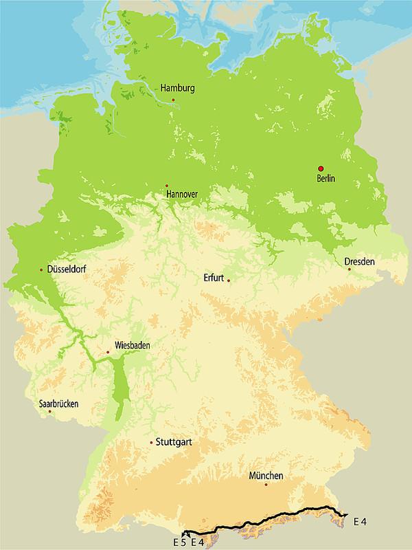 Karte E4