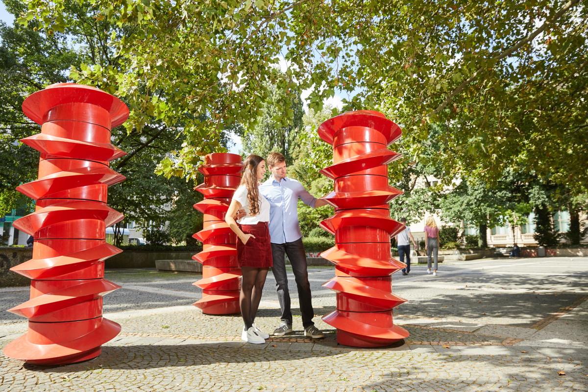 Wandern in Hannover: Kunst im öffentlichen Raum