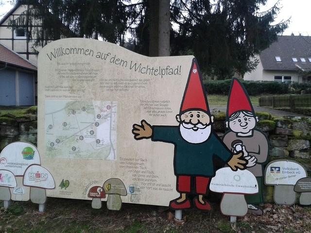Wichtelpfad Sievershausen