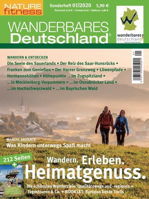 Magazin Wanderbares Deutschland 2020