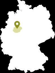 Karte Sauerland